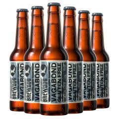 英国进口精酿啤酒 酿酒狗流浪者啤酒 Brewdog 330ml*6