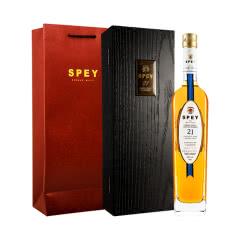 40°诗贝21年单一麦芽威士忌700ml