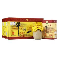52°北京牛栏山二锅头百年陈酿三牛浓香型整箱礼盒装白酒400ml*6瓶