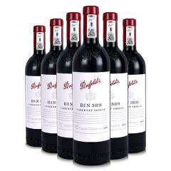 奔富PenfoldsBin389赤霞珠干红葡萄酒(2015)14.5° 整箱750mlx6