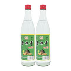 42°衡水衡记老白干精酿500ml(2瓶装)