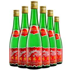 55°西凤酒西凤绿瓶(6瓶装)