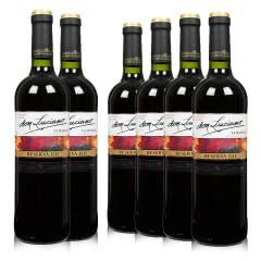 西班牙进口DO级红酒亚诺珍藏干红葡萄酒750ml*6