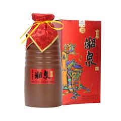 52°湘泉乡恋湘泉500ml单瓶装