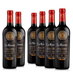 法国慕隆城堡罗萨斯干红葡萄酒750ml(6瓶装)