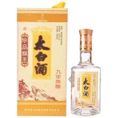 45°太白酒 珍品猴王太白九年陈酿500ml*1瓶 2008年及之前年份随机发货