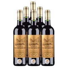 法国梅赫斯城堡干红葡萄酒750ml*6