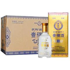 52°藏佳纯青稞酒浓香型白酒250ml*8瓶西藏特产白酒