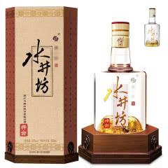 52° 水井坊 井台 500ml 浓香型白酒 单瓶装