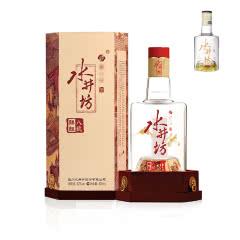52° 水井坊 臻酿八号 500ml 浓香型白酒 单瓶装