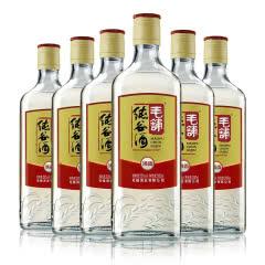 50°劲牌劲酒毛铺纯谷酒500ml*6