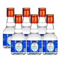 台岛台湾高粱酒高度金门浓香型白酒整箱52度150ml*24瓶