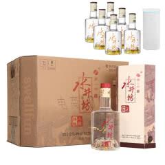 38° 水井坊 臻酿八号 500ml*6 整箱 浓香型白酒