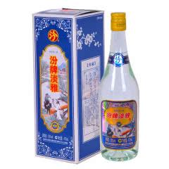 53°汾牌淡雅白酒汾酒集团出品单瓶475ml