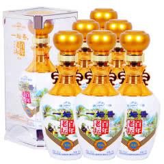 53°山西杏花村汾酒集团出品百年老坛一坛香清香型白酒475ml(6瓶装)