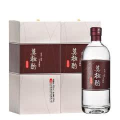 42°莫独酌月影500ml(双瓶装)
