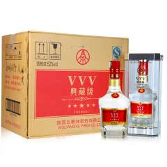 52°五粮液股份 VVV典藏级500ml(6瓶装)