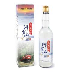 58°台湾阿里山高粱酒600ml原装进口