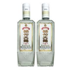 老酒 52°剑南春酒厂方瓶绵竹大曲500ml(2瓶装)2016年