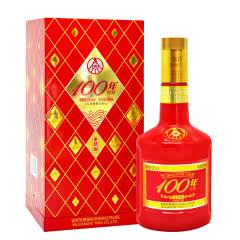 五粮液股份 100年传奇金装版(手工盒)500ml 单瓶