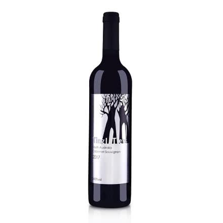 澳洲红酒澳大利亚丁戈树赤霞珠干红葡萄酒750ml