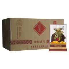 52°酒鬼酒紫坛500ml*6瓶