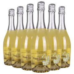 西班牙进口葡萄酒 6.5度博诺拉姆塞威亚半干型起泡酒 葡萄酒 整箱750ml(6瓶)