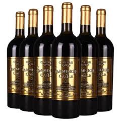 龙美侯城堡干红葡萄酒 整箱750ml(6瓶)