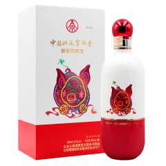 53°五粮液中国收藏家协会酱香收藏酒猪年大吉500ml(2019年)