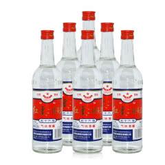56°红星二锅头清香型白酒500ml*6瓶