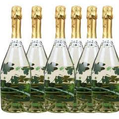 9.5°乐客自由花起泡葡萄酒750ml*6瓶