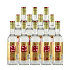 【酒厂直营】38度 华都 百年华都(金标)浓香型白酒 500ml*12