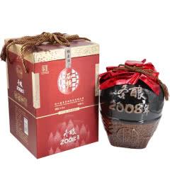 嘉善黄酒14°西塘2008冬酿5L半干型