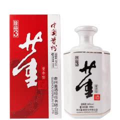 董酒珍品3 46度500ml董香型中度贵州白酒纯粮食酒