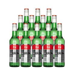【酒厂直营】46度 华都 北京二锅头 清香型白酒 500ml*12 (绿瓶)