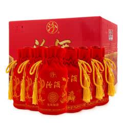 42°汾酒 杏花村白酒整箱装 (龙凤如意)福袋装 喜宴用酒 原厂包装475ml(6瓶装)