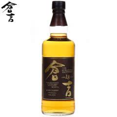 仓吉KURAYOSHI 18年纯麦威士忌 700ml
