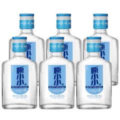 红荔 顺德潮酒 顺小小45度100ml*6瓶 整箱装米酒米香型白酒小瓶装