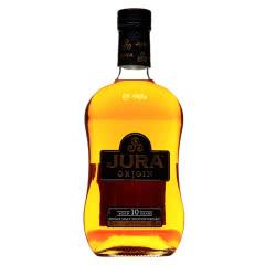 吉拉(JURA)洋酒 英国 10年单一麦芽威士忌700ml