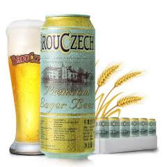 布鲁杰克捷克原装进口拉格啤酒500ml (24听装)