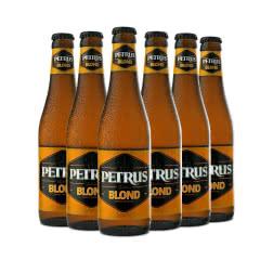帕图思比利时金啤酒330ml(6瓶装)