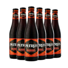 帕图思比利时双料啤酒330ml(6瓶装)