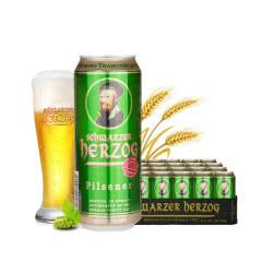 歌德黄啤酒德国进口500ml(24听装)