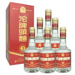 融汇老酒 50°沱牌头曲酒3年窖藏480ml(6瓶装)2014年