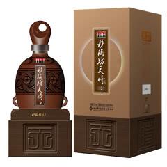 53°仰韶彩陶坊天时(月)陶香型白酒500ml单瓶装