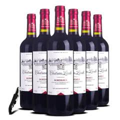 法国原瓶进口波尔多产区AOP级红酒玛尔纳多干红葡萄酒整箱750ml