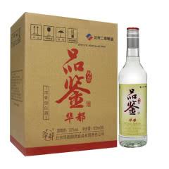 北京华都内部品鉴  53% 清香型白酒 500ml*6整箱