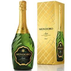 蒙多洛阿斯蒂起泡酒 MONDORO MOSCATO ASTI意大利 带礼盒法定DOCG