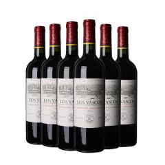 拉菲巴斯克华诗歌赤霞珠红葡萄酒750ml 6支装