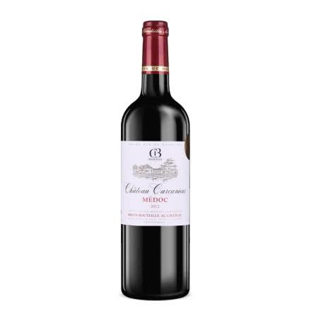 法国卡尔诺(中级庄)城堡干红葡萄酒750ml